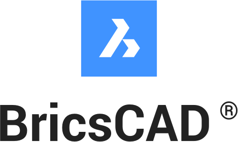 BricsCAD Vertical Trademark